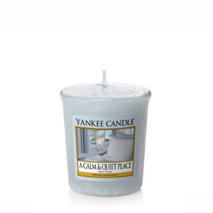 Yankee Candle Classic Votive A Calm And Quiet Place Ref: 1577150E