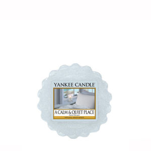 Yankee Candle Classic Wax Melt A Calm And Quiet Place Ref: 1577159E