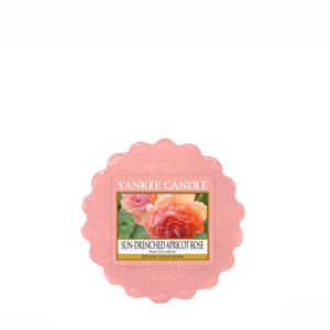 Yankee Candle Classic Wax Melt Sun-Drenched Apricot Rose Ref: 1577164E