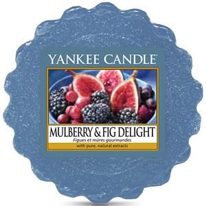 Yankee Classic Wax Melt Mulberry & Fig Delight Ref: 1556249E