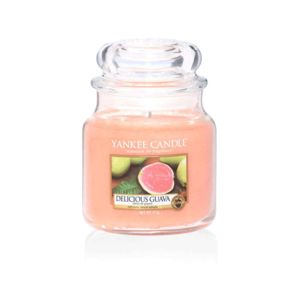 Yankee Candle Classic Medium Jar Delicious Guava Ref: 1533692E
