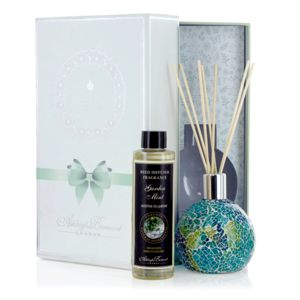 Ashleigh & Burwood LIMITED EDITION: Spring/Summer Gift Set - A Drop of Ocean and Garden Mint Fragrance ref ABMD11