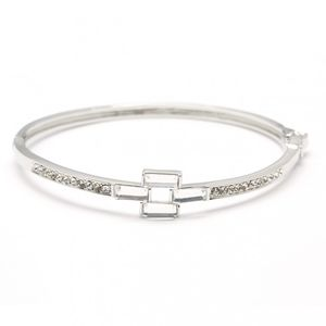 Baguette Crystal Bangle 1616
