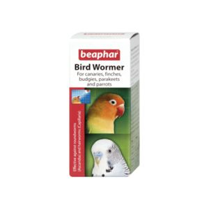 Beaphar Bird Wormer 10Ml 12698