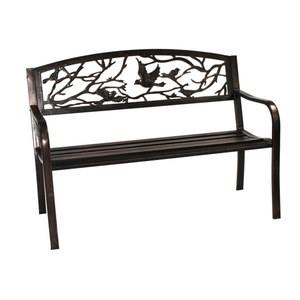 bird-back-metal-bench-
