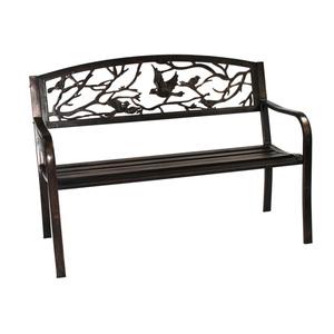 bird-back-metal-bench-