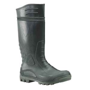 black-safety-wellington-boot-size-10-ref-ssf410