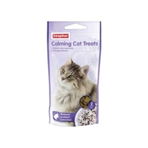 Calming Cat Treats 35G     Ref 11088