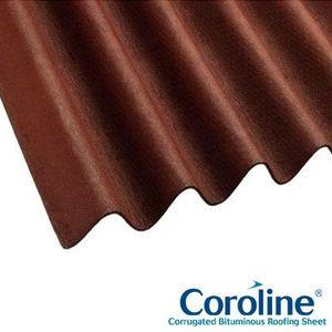 coroline-corrugated-bitumen-red-roof-sheets-2m-x-950mm