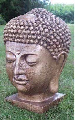 DaVinci  Buddah Head - M