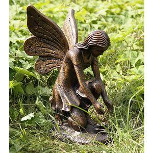 DaVinci Flower Fairy Bronze DVF-02ABR