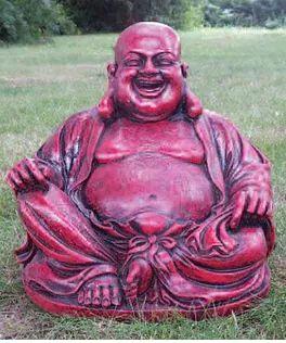 DaVinci  Large Laughing Buddah
