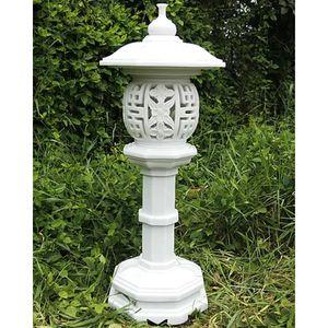 DaVinci Large Oriental Lantern White DVO-07AW