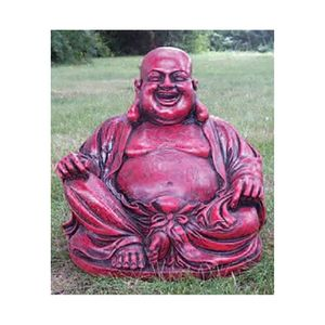 DaVinci Large Red Laughing Buddah DVO-25AR