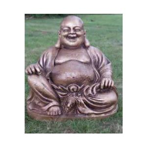 DaVinci Medium Gold Laughing Buddah DVO-25BGL