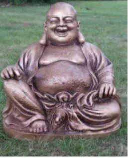 DaVinci  Medium Laughing Buddah