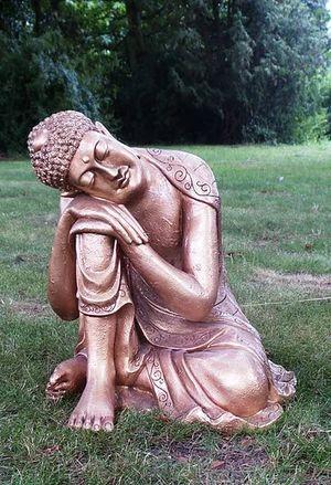 Davinci Sleeping Deity Medium Statue Dvs-21M