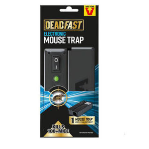 Deadfast Live Catch Mouse Trap 20300401