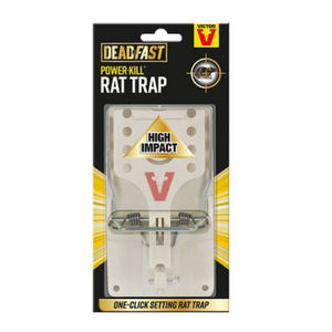 Deadfast Power Kill Rat Trap Single 20300403