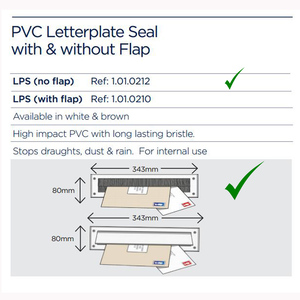 exitex-pvc-letterplate-seal-no-flap-brown-343mm-