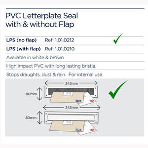 exitex-pvc-letterplate-seal-no-flap-white-343mm