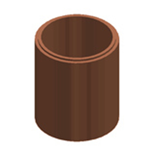 flue-liner-round-225mm-diameter-300mm-high-ye11c1