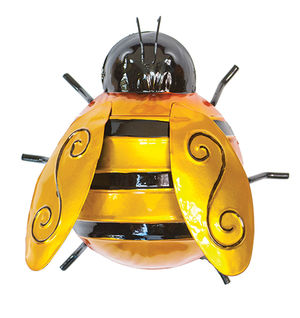 Fountasia Bumble Bee Wall Art Large 93603