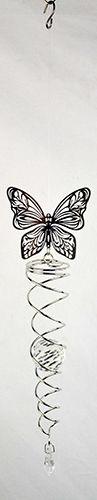 Fountasia Crystal Vortex Shimmer Butterfly Cvs20Bf