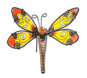 Fountasia Dragonfly Pot Hanger 35102