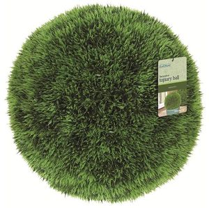 Gardman Large Grass Effect Topiary Ball - 02801