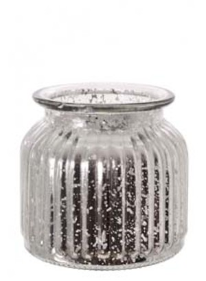 glass-11cm-sml-ribbed-jar-silver-spatter-ref-910234.jpg