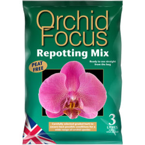 Growth Tech Orchid Focus Repotting Mix 3L Mdof3