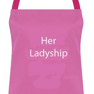 Her Ladyship (pink)