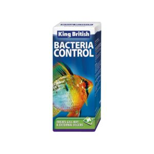 King British Bacteria Control 100Ml 17908
