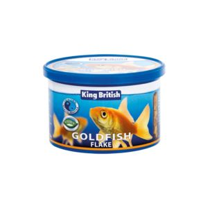 King British Gold Fish Flake 200G 17859