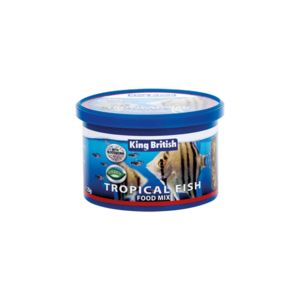 King British Tropical Fish Mix 25G 17973
