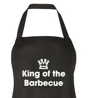 King of the Barbecue (black)