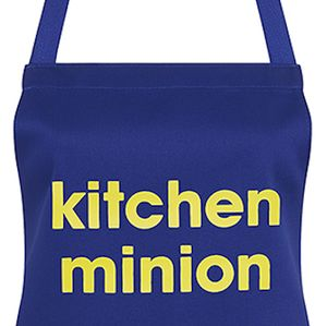 Kitchen Minion (blue)