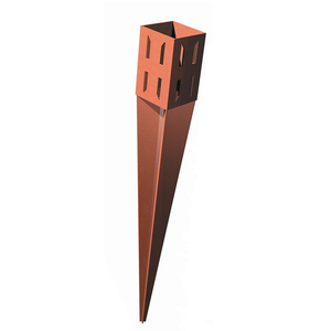metpost-post-support-wedge-grip-75x75x600mm-ref-1106