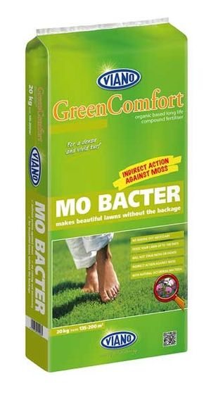 Mo Bacter Lawn Fertilizer And Moss Killer 7-5Kg