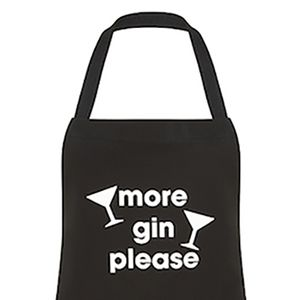 More Gin Please (black)