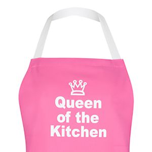 Queen of the kitchen (pink)