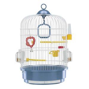 Regina White Bird Cage - 51049811