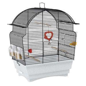 Rosa Black Bird Cage - 52015817