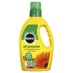 SCOTTS Miracle-Gro All Purpose Plant Food Concentrate 1L 541186