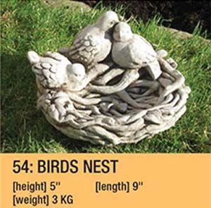 Stone Birds Nest