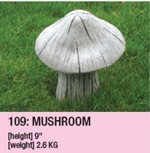 Stone Mushroom 109