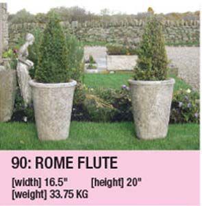 Stone Rome Flute