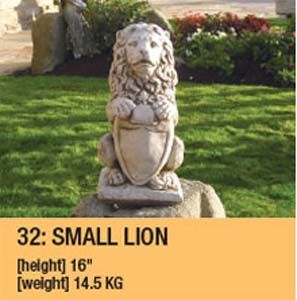 Stone Small Lion