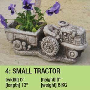 Stone Small Tractor